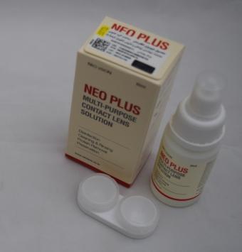 محلول لنز  NEO PLUS انگلستان