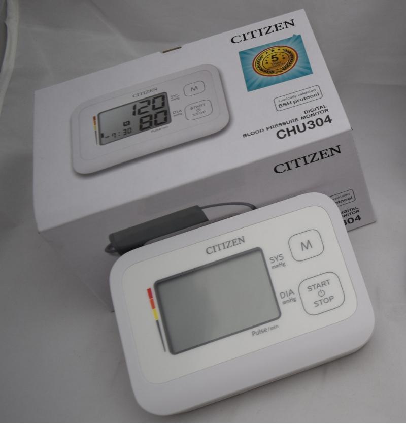 فشار سنج بازویی CITIZEN مدل CHU304