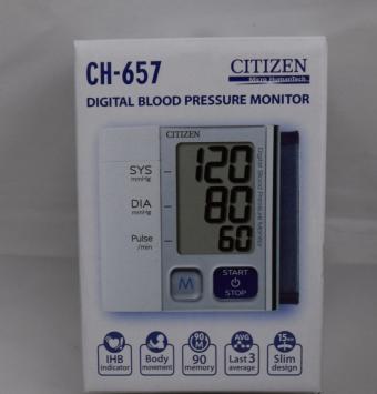 فشار سنج مچی CITIZEN مدل CH-657