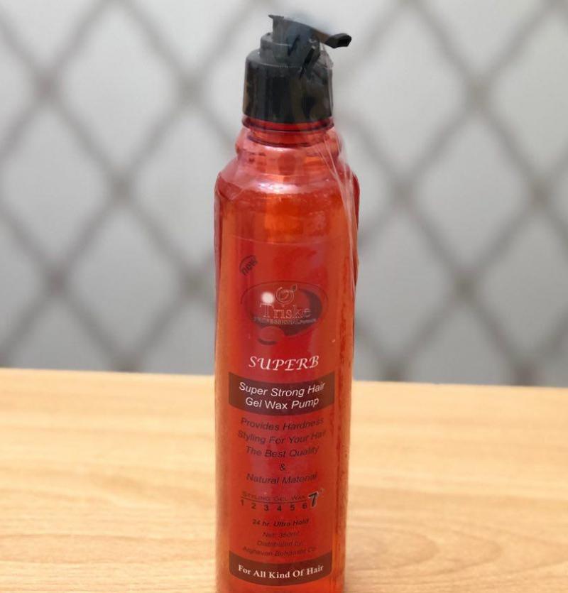 چسب موی مایع
