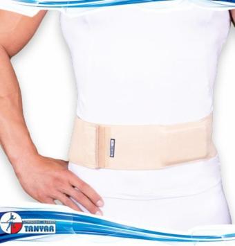 فتق بند شکمی با کش دوبل
